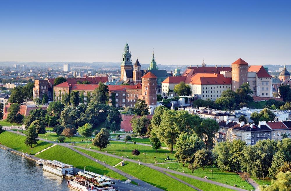 Krakow nad Wisłą