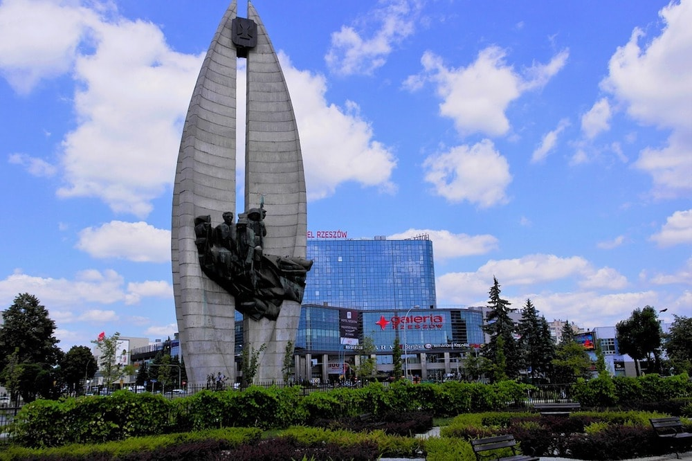 Rzeszów pomnik